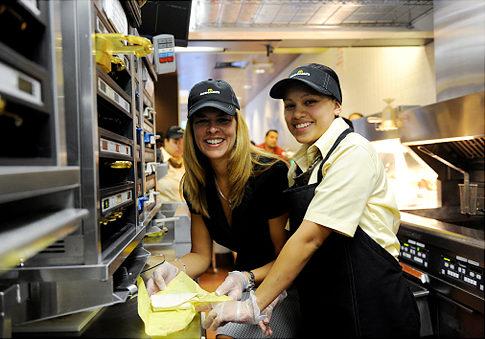 McDonalds-Workers