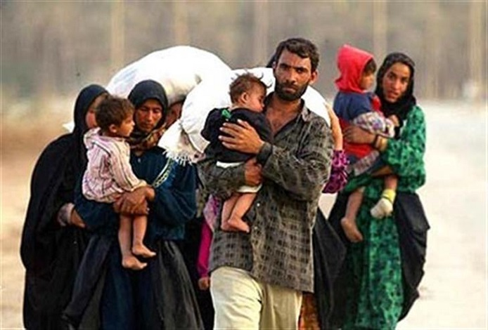mideast refugees